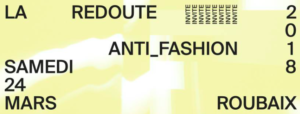 anti fashion roubaix