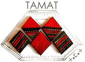 TAMAT Créations Logo