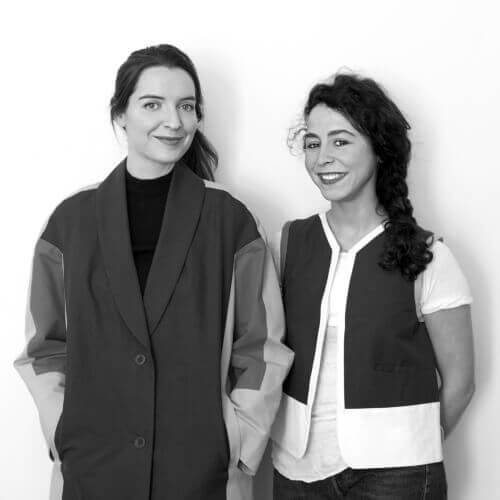 Alexia Tronel et Caroline Perdrix