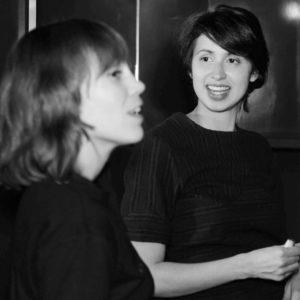 Clarissa Acario et Marylene Magnaud