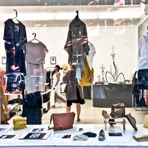 Une Autre Mode Est Possible Berlin Homage Store