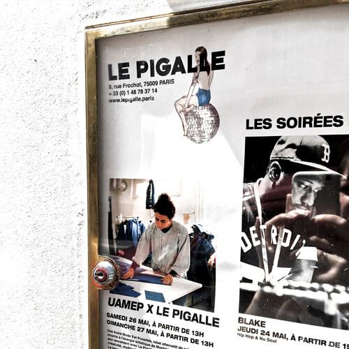 Une Autre Mode Est Possible X Le Pigalle Paris