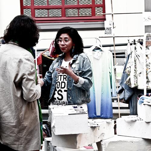 Une Autre Mode Est Possible aux FashionGreenDays La Petite Mort