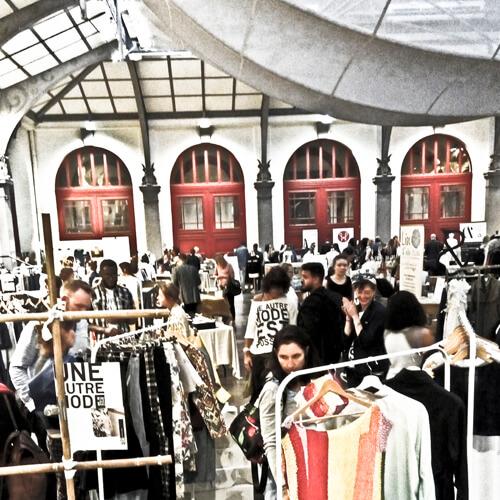 FashionGreenDays 2018 Corner UAMEP