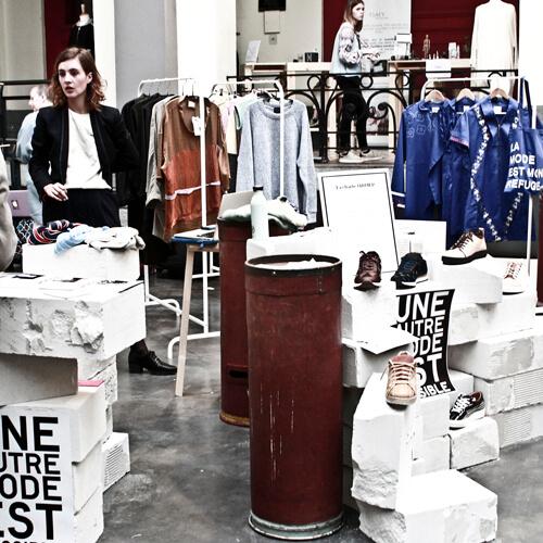FashionGreenDays 2018 Scénographie UAMEP