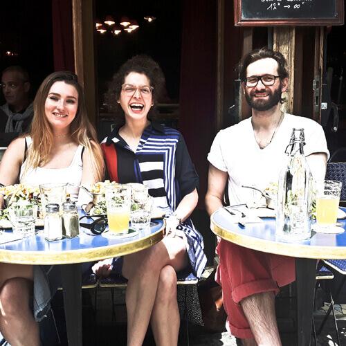 Une Autre Mode Est Possible La REcyclerie Juillet 2018 - Slowlab InFlat Noémie Devime et Atypique Atipico