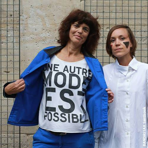 UAMEP Fête de la récup Juin 2018 - Arielle Lévy et Marylène de WYLDE