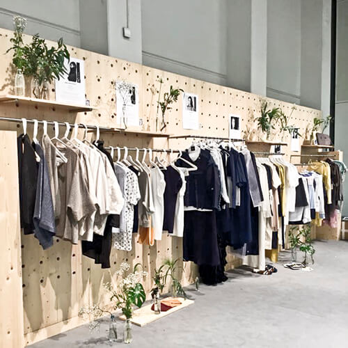 Une Autre Mode Est Possible à Berlin Juillet 2018 - Corner UAMEP salon Panorama