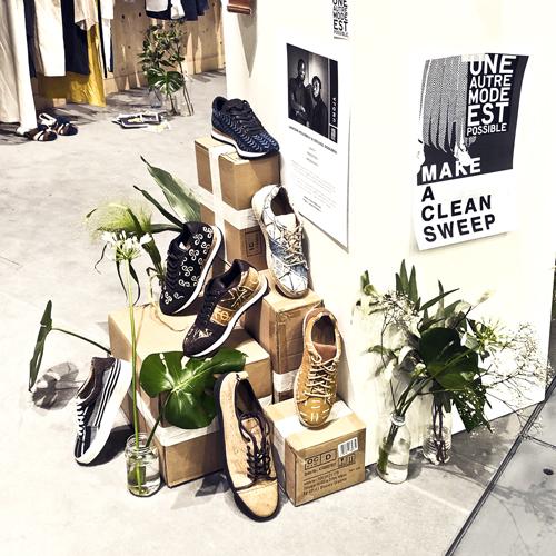 Une Autre Mode Est Possible à Berlin Juillet 2018 - Umoja Shoes