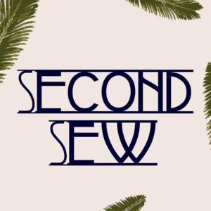 second sew logo